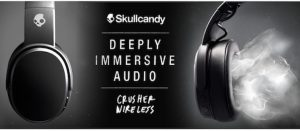 Skullcandy – Crusher Wireless