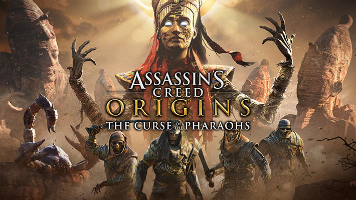 ASSASSIN'S CREED ORIGINS – PROKLETSTVO FARAONA izlazi 13.Marta